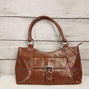 Nine West vegan Leather Shoulder Bag Hand Purse